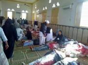 Dans la mosquée Al-Rawda, Des militants ont attaqué... (Photo AFP) - image 3.0