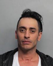 Mike Ribeiro après son arrestation.... (PHOTO COURTOISIE) - image 1.0