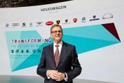 Jochem Heizmann, le patron de Volkswagen-Chine était tout... - image 1.0