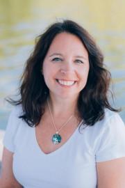 Sylvia Otvos, mère de trois jeunes enfants, a... (Photo Caroline Perron, fournie par Rock the Cradle) - image 2.0