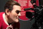 Maurice Richard est partout dans l'exposition Passion: hockey.... (PHOTO IVANOH DEMERS, LA PRESSE) - image 1.0