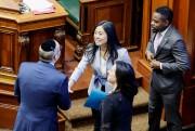 Cathy Wong a été confirmée dans son poste... (Photo Alain Roberge, La Presse) - image 1.0