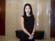 Amy Chang, la fille des deux citoyens canadiens... (PHOTO ARCHIVES LA PRESSE CANADIENNE) - image 1.0