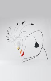 Little Spider, vers 1940, Alexander Calder (1898-1976). Washington... (Photo fournie par le MBAM) - image 3.0