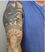 FrederickSilva a plusieurs tatouages.... - image 2.0