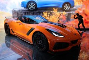 La Chevrolet Corvette ZR1. Photo: Reuters... - image 7.0