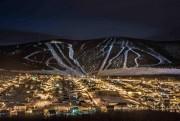 Le mont Miller, en Gaspésie... (Photo tirée du site Facebook de la station) - image 2.0