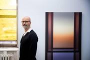 Le peintre Pierre Dorion devant la fenêtre d'un... (Photo Marco Campanozzi, La Presse) - image 2.0