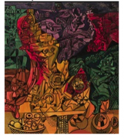 Le tableau Atlantide d'Alfred Pellan... - image 2.1