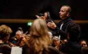 Le chef YannickNézet-Séguin a dirigé les musiciens de... (Photo François Goupil, fournie par l'Orchestre Métropolitain) - image 1.0