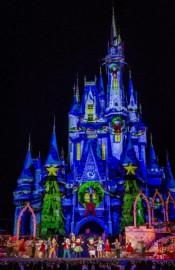 Certains soirs pré-déterminés jusqu'au 22 décembre, à Magic... (PHOTO FOURNIE PAR WALT DISNEY WORLD) - image 3.0