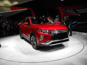 Le Mitsubishi Eclipse Cross. Photo: Éric Lefrançois, La Presse... - image 8.0