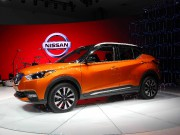 Le Nissan Kicks. Photo: Éric Lefrançois,La Presse... - image 10.0
