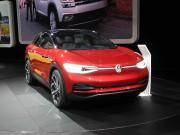 Le Volkswagen I.D.Crozz.Photo: Éric Lefrançois,La Presse... - image 14.0