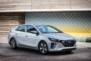 Essai routier Hyundai Ioniq hybride rechargeable 2018. Photo... - image 6.0