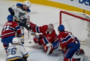 Carey Price bloque un tir in extremis en... (PHOTO ANDRÉ PICHETTE, LA PRESSE) - image 1.0
