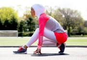 Le hijab sportif ResportOn est né d'un projet... (Photo fournie par Salam Sports) - image 2.0
