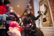 Lesenfants (etleursparents) se déplaceront dans leur quartier tout... (Photo Catherine Lefebvre, collaboration spéciale) - image 2.0