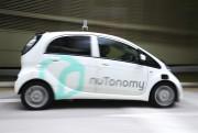 Une auto autonome expérimentale nuTonomy, le partenaire technologique... - image 3.0