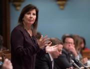 La députée péquisteDiane Lamarre... (PhotoJacques Boissinot, archives La Presse canadienne) - image 12.0