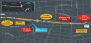 Changements sur l'autoroute Ville-Marie.... (Image fournie par le ministère des Transports) - image 2.0