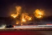 Les autorités de Californie ont, pour la toute... (AFP) - image 1.1