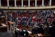 L'Assemblée nationale française a consacré une ovation au... (photoBertrand GUAY, agence france-presse) - image 3.0