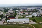La base de Bagotville... (Photo Jeannot Lévesque, archives Le Quotidien) - image 3.0