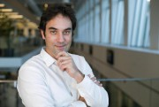 Sébastien Gendron, président de Transpod Hyperloop... (PHOTO MARTIN TREMBLAY, LA PRESSE) - image 1.0