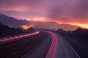 Plusieurs sections des autoroutes 405 et 101 (photo)... (AFP) - image 2.0