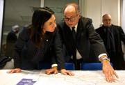 Valérie Plante et Jean-Yves Le Bouillonnec, président du... (Photo Jean-Christophe Laurence, collaboration spéciale) - image 1.0