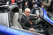 Matthias Müller, le PDG du Groupe Volkswagen, au... - image 1.0