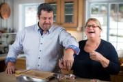 Emmanuel Desjardins et sa mère Anne ont travaillé... (Photo Olivier PontBriand, La Presse) - image 2.0