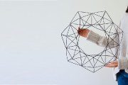 La couronne himmeli de Corentine Studio... (Photo fournie par Corentine Studio) - image 3.0