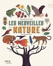 Les merveilles de la nature, d'Amanda Wood, Mike... (Image fournie par la maison d'édition) - image 5.0