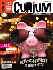 Curium, 42,95$ pour un an (11 numéros).Pour les... (Image fournie par l'éditeur) - image 3.0