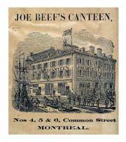 La taverne de Charles McKiernan, dit Joe Beef,... (Photo Musée McCord) - image 2.0