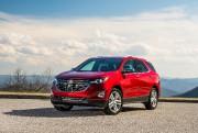 Essai routier Chevrolet Equinox 2018. Photo fournie par... (La Presse) - image 6.0