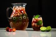 L'agua fresca aux fraises... (MARTIN TREMBLAY, LA PRESSE) - image 3.0
