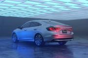 Le prototype de la nouvelle Honda Insight... (PHOTO FOURNIE PAR LE CONSTRUCTEUR) - image 1.0