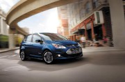 Le Ford C-Max 2017... (Photo fournie par le constructeur) - image 1.1