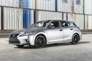 La Lexus CT 200h 2017... (PHOTO FOURNIE PAR LE CONSTRUCTEUR) - image 3.0