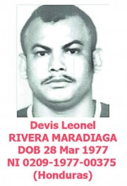 Devis Leonel Rivera Maradiaga a confessé 78 meurtres... (Photo fournie par le département de la Justice des États-Unis.) - image 1.0