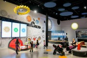 Le salle ZOOOM offre aux huit ans et... (Photo Martin Tremblay, La Presse) - image 1.1