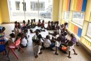 Les 35 premiers enfants ont été accueillis à... (Photo fournie par le Groupe de réflexion et d'action pour une Haïti nouvelle) - image 1.0