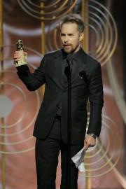 Sam Rockwell a remporté le prix du meilleur... (AP) - image 2.0