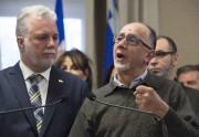 Le vice-président du Centre culturel islamique de Québec,... (PC) - image 2.0