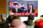 Un reportage sur un lancer de missile nord-coréen... (photoKim Hong-Ji, archives reuters) - image 2.0