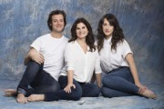 Mickaël Gouin, Guylaine Tremblay et Anne-Élisabeth Bossé, vedettes... (Photo fournie par TVA) - image 2.0
