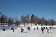 L'étang du parc du Domaine-Howard, à Sherbrooke... (Photo fournie par Destination Sherbrooke) - image 2.0